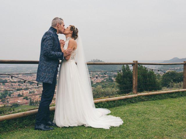 Il matrimonio di Francesco e Paola a Gussago, Brescia 32
