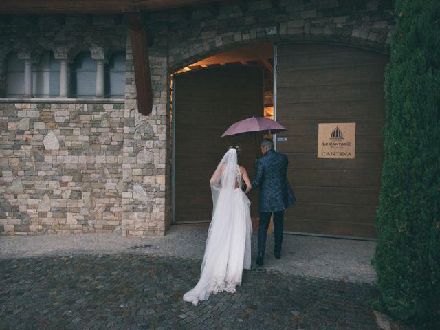 Il matrimonio di Francesco e Paola a Gussago, Brescia 34
