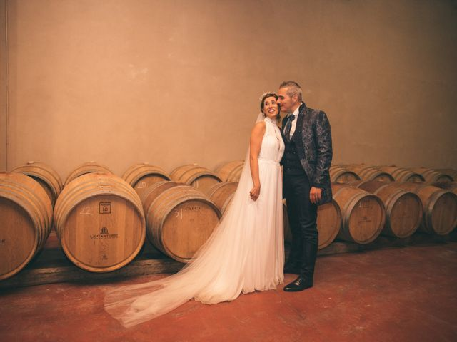 Il matrimonio di Francesco e Paola a Gussago, Brescia 35