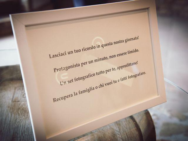 Il matrimonio di Francesco e Paola a Gussago, Brescia 39