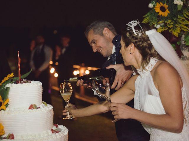Il matrimonio di Francesco e Paola a Gussago, Brescia 42