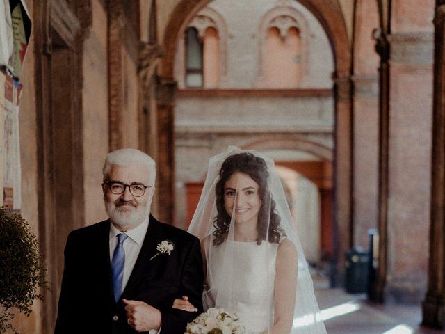 Il matrimonio di Nicola e Claudia a Bologna, Bologna 55