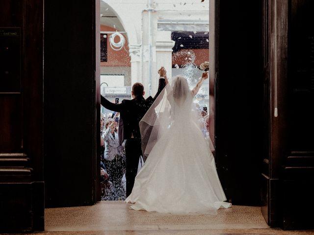 Il matrimonio di Nicola e Claudia a Bologna, Bologna 77
