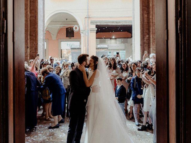 Il matrimonio di Nicola e Claudia a Bologna, Bologna 79