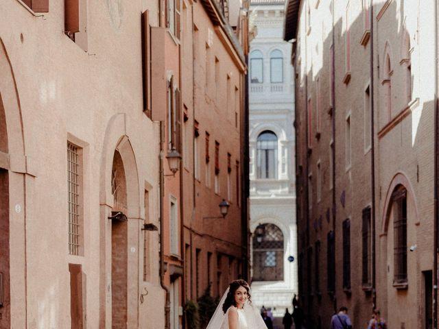 Il matrimonio di Nicola e Claudia a Bologna, Bologna 94