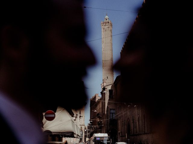 Il matrimonio di Nicola e Claudia a Bologna, Bologna 101
