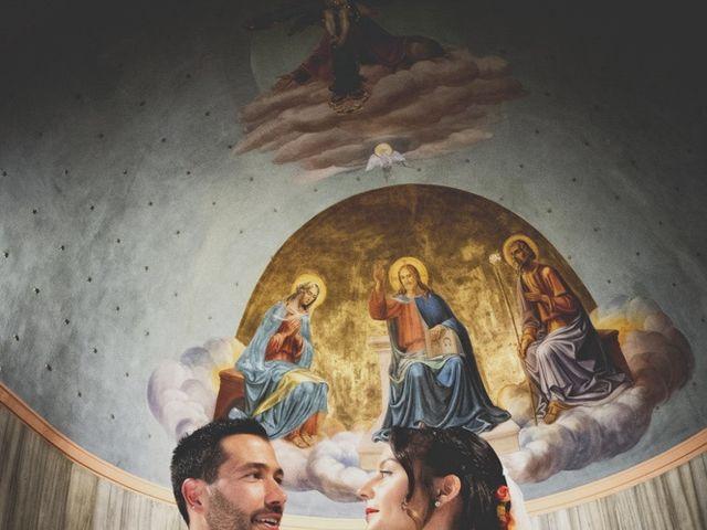 Il matrimonio di Paolo e Giulia a Magnacavallo, Mantova 1