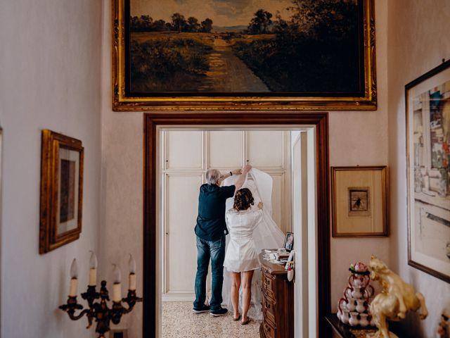 Il matrimonio di Vincenzo e Eleonora a Colle di Val d'Elsa, Siena 9