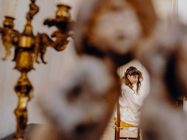 Il matrimonio di Vincenzo e Eleonora a Colle di Val d'Elsa, Siena 11