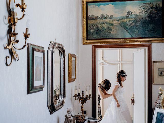 Il matrimonio di Vincenzo e Eleonora a Colle di Val d'Elsa, Siena 12