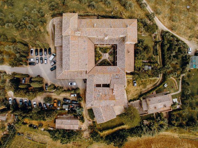 Il matrimonio di Vincenzo e Eleonora a Colle di Val d'Elsa, Siena 13
