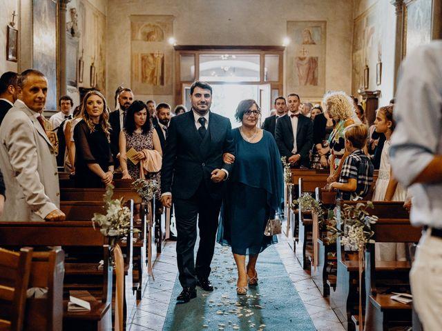 Il matrimonio di Vincenzo e Eleonora a Colle di Val d'Elsa, Siena 14