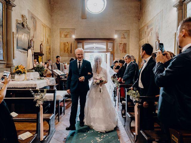 Il matrimonio di Vincenzo e Eleonora a Colle di Val d'Elsa, Siena 15