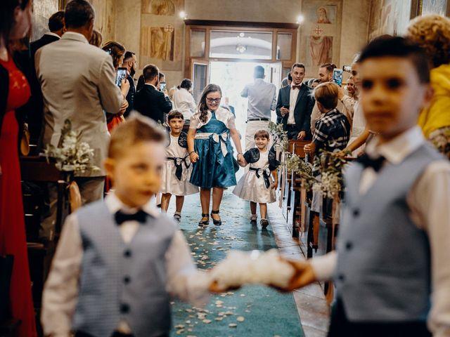 Il matrimonio di Vincenzo e Eleonora a Colle di Val d'Elsa, Siena 16