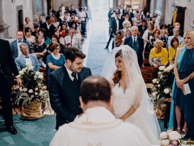 Il matrimonio di Vincenzo e Eleonora a Colle di Val d'Elsa, Siena 19