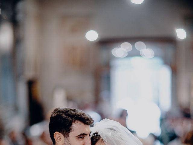 Il matrimonio di Vincenzo e Eleonora a Colle di Val d'Elsa, Siena 20
