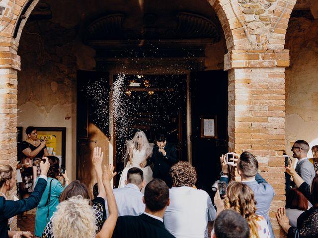 Il matrimonio di Vincenzo e Eleonora a Colle di Val d'Elsa, Siena 21
