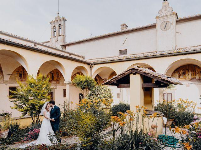 Il matrimonio di Vincenzo e Eleonora a Colle di Val d'Elsa, Siena 22