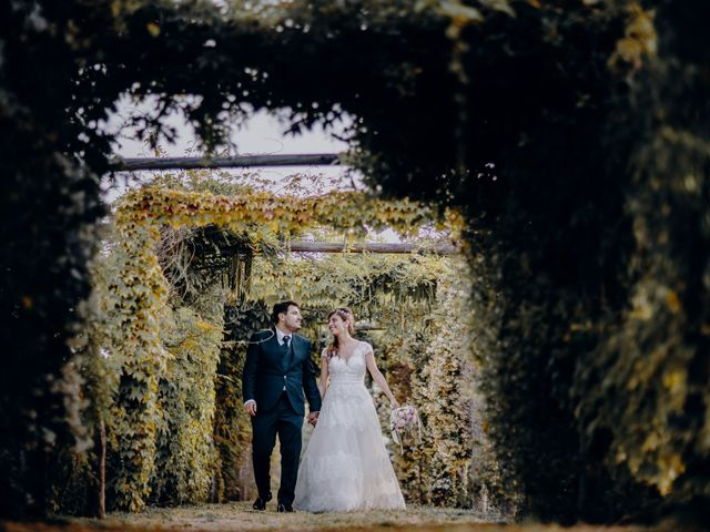 Il matrimonio di Vincenzo e Eleonora a Colle di Val d'Elsa, Siena 25