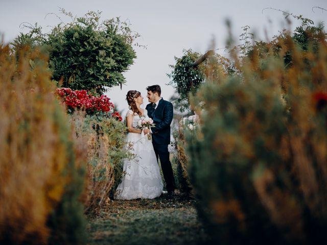 Il matrimonio di Vincenzo e Eleonora a Colle di Val d'Elsa, Siena 26