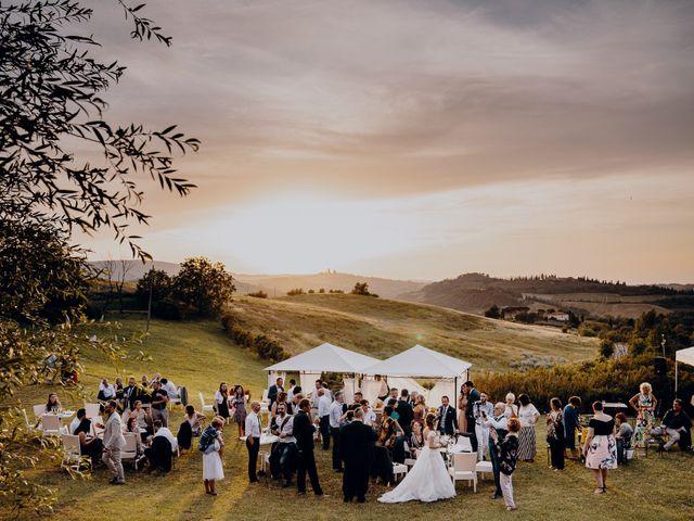 Il matrimonio di Vincenzo e Eleonora a Colle di Val d'Elsa, Siena 2