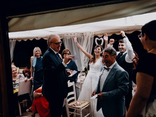 Il matrimonio di Vincenzo e Eleonora a Colle di Val d'Elsa, Siena 31