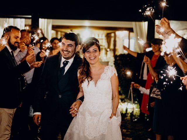 Il matrimonio di Vincenzo e Eleonora a Colle di Val d'Elsa, Siena 33