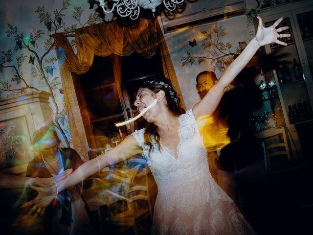 Il matrimonio di Vincenzo e Eleonora a Colle di Val d'Elsa, Siena 35