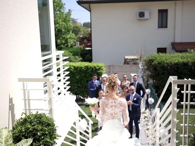 Il matrimonio di Mattia e Alice a Istrana, Treviso 11