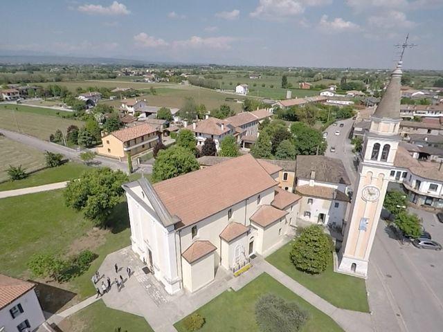 Il matrimonio di Mattia e Alice a Istrana, Treviso 15