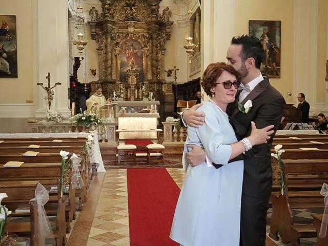 Il matrimonio di Mattia e Alice a Istrana, Treviso 17