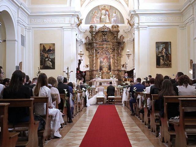 Il matrimonio di Mattia e Alice a Istrana, Treviso 20