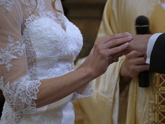 Il matrimonio di Mattia e Alice a Istrana, Treviso 23