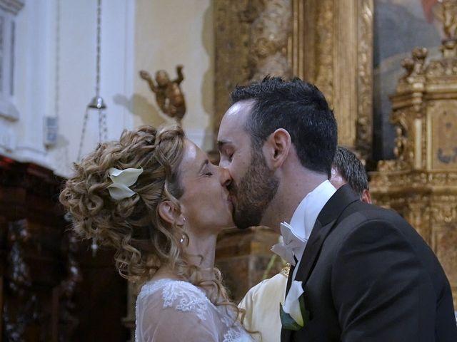 Il matrimonio di Mattia e Alice a Istrana, Treviso 24