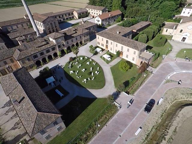 Il matrimonio di Mattia e Alice a Istrana, Treviso 25