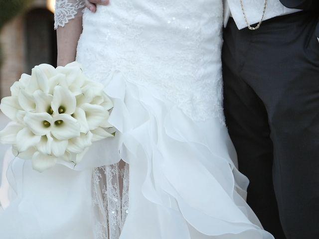 Il matrimonio di Mattia e Alice a Istrana, Treviso 28
