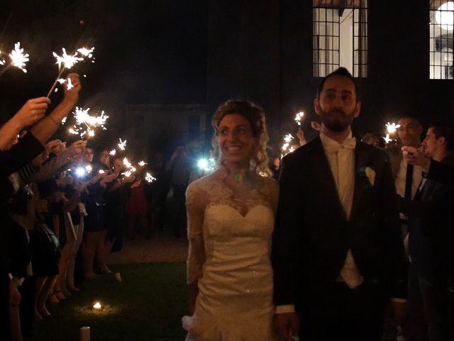 Il matrimonio di Mattia e Alice a Istrana, Treviso 33