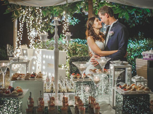 Le nozze di Rossana e Fabio