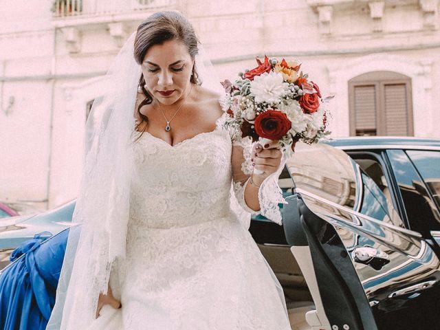 Il matrimonio di Vincenzo e Martina a Siracusa, Siracusa 20