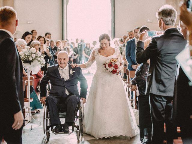 Il matrimonio di Vincenzo e Martina a Siracusa, Siracusa 22
