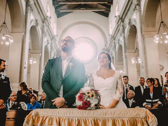 Il matrimonio di Vincenzo e Martina a Siracusa, Siracusa 27