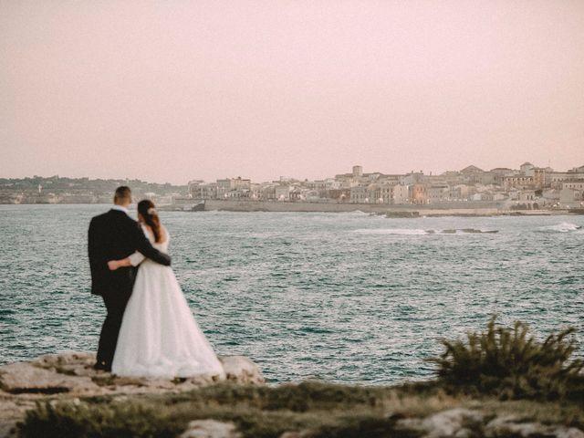 Il matrimonio di Vincenzo e Martina a Siracusa, Siracusa 38