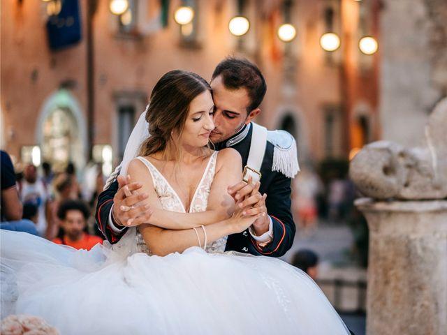 Le nozze di Ylenia e Antonio