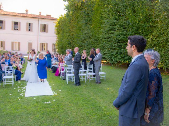 Il matrimonio di Stefano e Renata a Cassano d'Adda, Milano 15