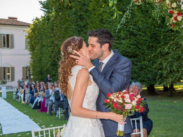Il matrimonio di Stefano e Renata a Cassano d'Adda, Milano 20
