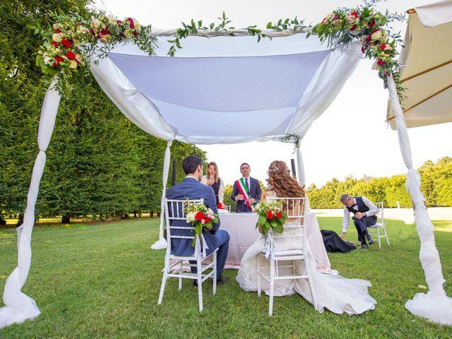 Il matrimonio di Stefano e Renata a Cassano d'Adda, Milano 21