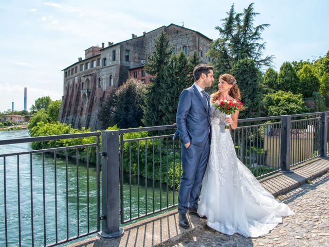 Le nozze di Renata e Stefano