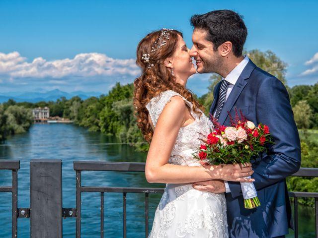 Il matrimonio di Stefano e Renata a Cassano d'Adda, Milano 32