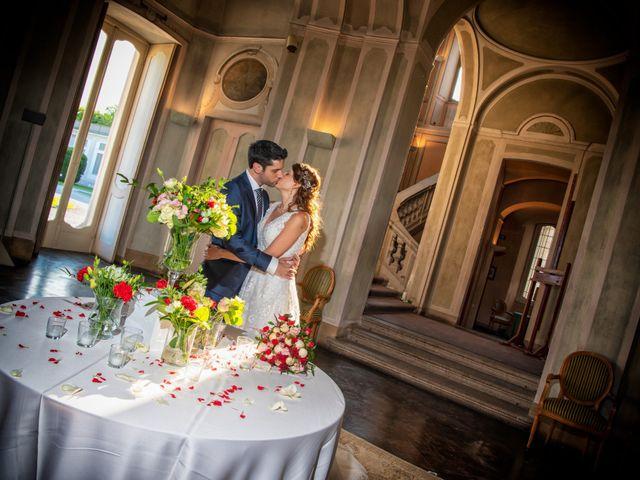 Il matrimonio di Stefano e Renata a Cassano d'Adda, Milano 35