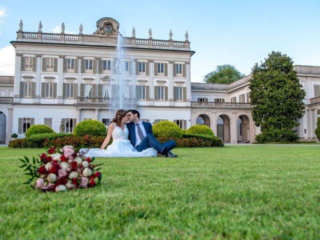 Il matrimonio di Stefano e Renata a Cassano d'Adda, Milano 2